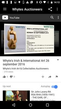 Whyte's Auctioneers screenshot 5