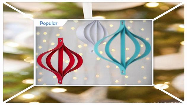 Simple DIY Christmas Ornaments screenshot 3