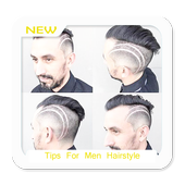 Tips For Men Hairstyle icon