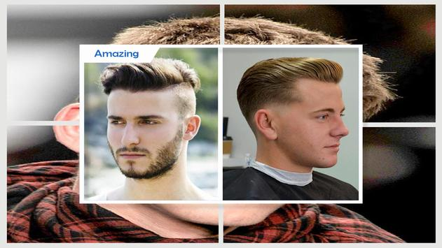 Tips For Men Hairstyle apk screenshot