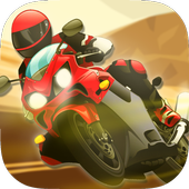 Motorcycle Traffic Champs icon