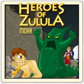 Heroes of Zulula MOAR icon