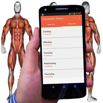 musculation-fitness apk screenshot