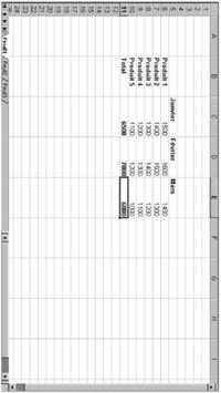 Exercices Excel screenshot 1