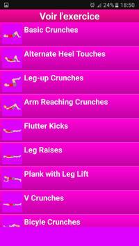 Daily Abdos Workouts apk screenshot