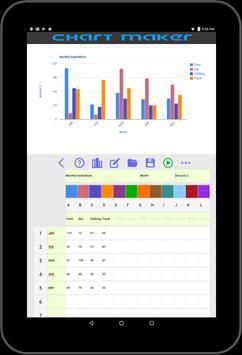 Chart Maker -  Graph Builder screenshot 8