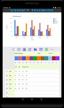 Chart Maker -  Graph Builder poster