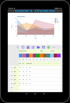 Chart Maker -  Graph Builder screenshot 10