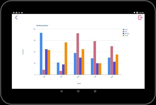 Chart Maker -  Graph Builder apk screenshot
