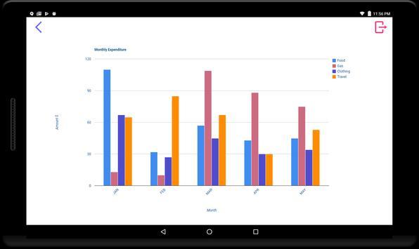 Chart Maker -  Graph Builder screenshot 1