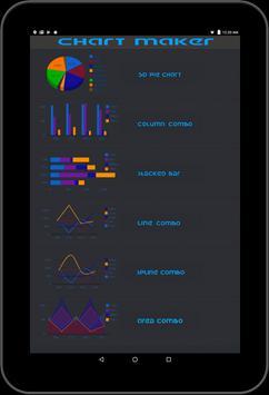 Chart Maker -  Graph Builder screenshot 23