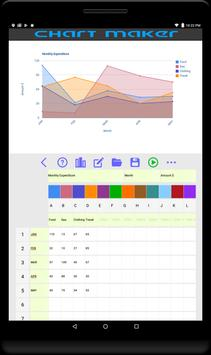 Chart Maker -  Graph Builder screenshot 2