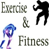 Exercise & Fitness icon