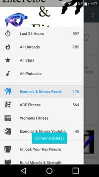 Exercise & Fitness apk screenshot