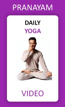 Yoga Videos Baba Ramdev Apk Screenshot
