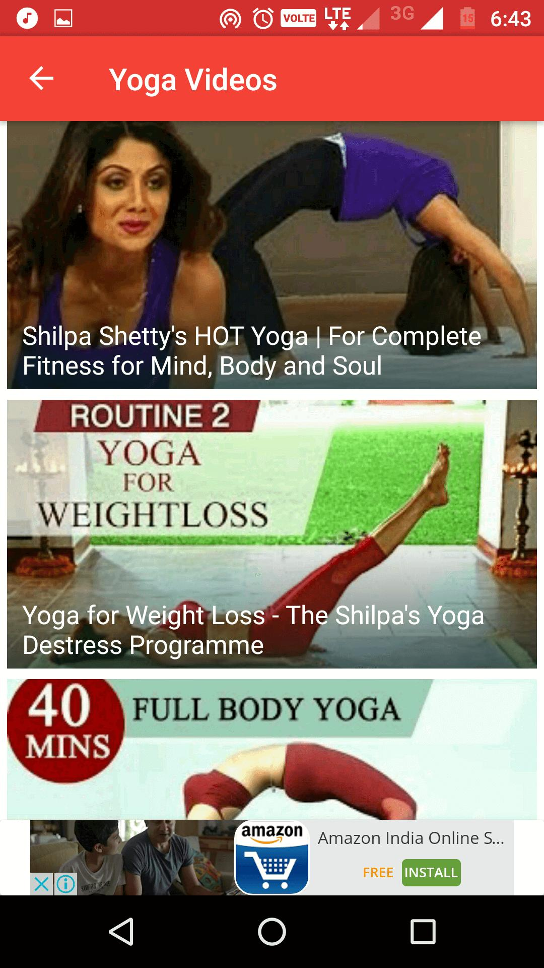 Yoga Videos : Baba Ramdev for Android - APK Download