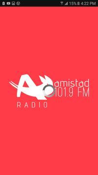 Radio Amistad 101.9 Fm poster