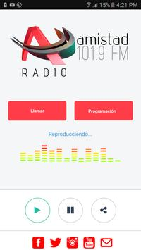 Radio Amistad 101.9 Fm apk screenshot