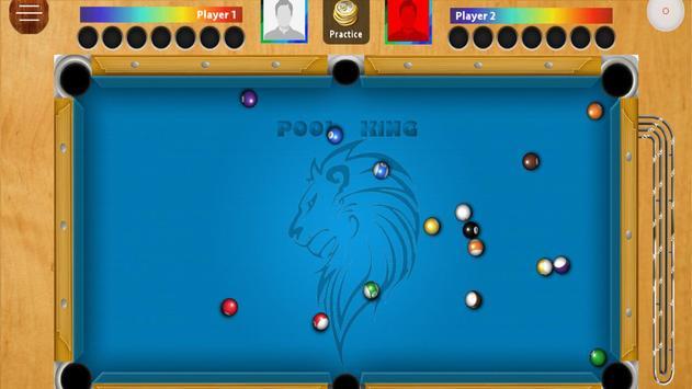 Yellow 8 ball screenshot 2