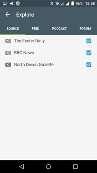 Exeter free news apk screenshot