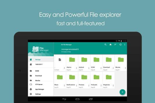 EX File Explorer File Manager screenshot 5