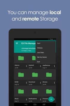 EX File Explorer File Manager screenshot 6
