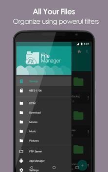 EX File Explorer File Manager screenshot 1