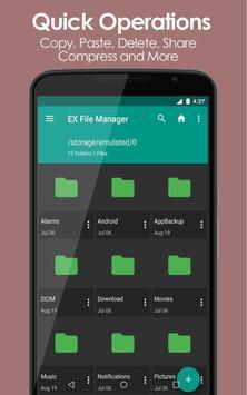 EX File Explorer File Manager screenshot 3