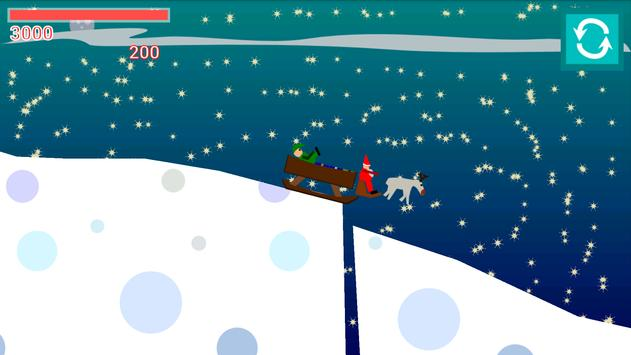 XmasSleigh apk screenshot