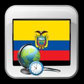 Ecuador TV listing icon