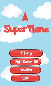Super Plane poster