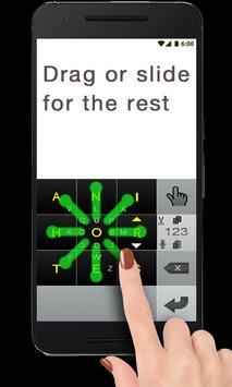 MessagEase Keyboard ảnh chụp màn hình 1