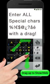 MessagEase Keyboard ảnh chụp màn hình 2