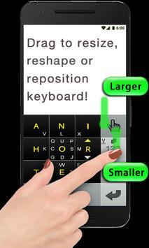 MessagEase Keyboard ảnh chụp màn hình 4