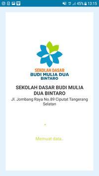 SD Budi Mulia Dua Bintaro poster