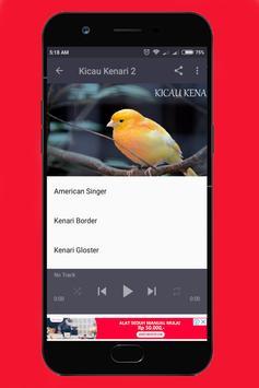 Kicau Kenari Offline screenshot 2