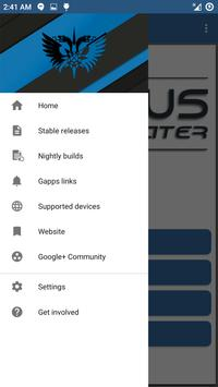 Exodus Updater screenshot 2