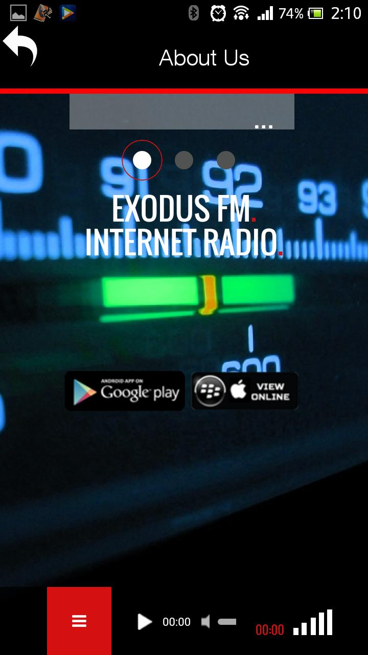 Exodus Radio & Tv for Android - APK Download