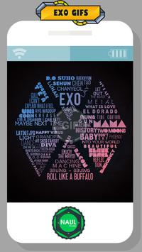 EXO GIFs Kpop Collection poster