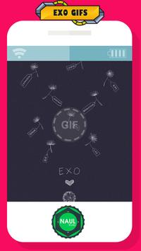 EXO GIFs Kpop Collection screenshot 1