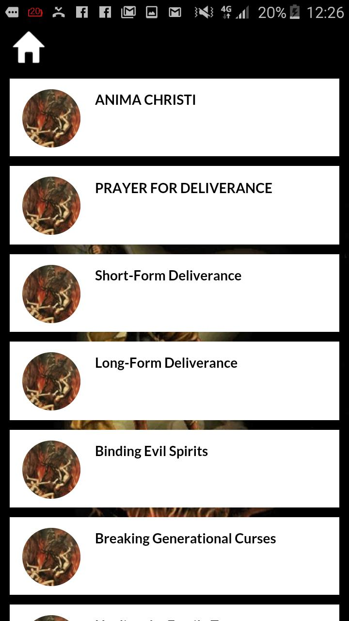 Exorcism for Android - APK Download