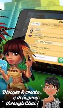 Multiplayer Hearts: Free game apk screenshot