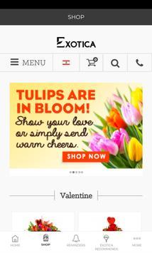 Exotica Flowers & Plants screenshot 5
