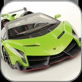 Drift Simulator: Veneno Roadster icon