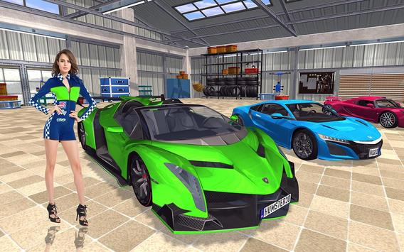 Drift Simulator: Veneno Roadster screenshot 3