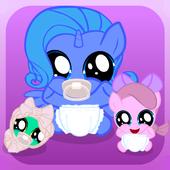 Домашняя пони иконка