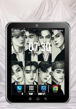 EXO Wallpapers KPOP screenshot 2