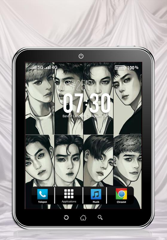 Exo Wallpapers Kpop For Android Apk Download
