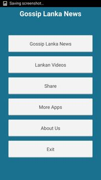 Latest Gossip Lanka News V1 apk screenshot