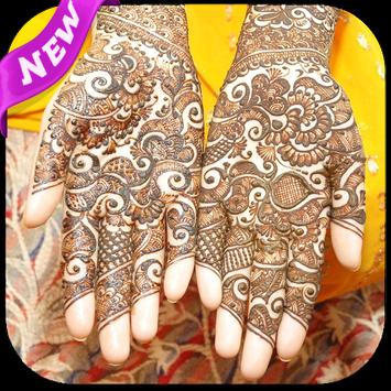 Mehndi Designs New by Experts poster